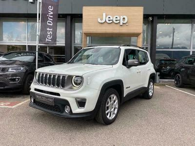 occasion Jeep Renegade 1.0 GSE T3 120ch Limited