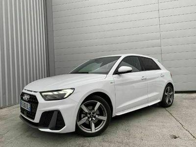 occasion Audi A1 Sportback S line 30 TFSI 85 kW (116 ch) S tronic