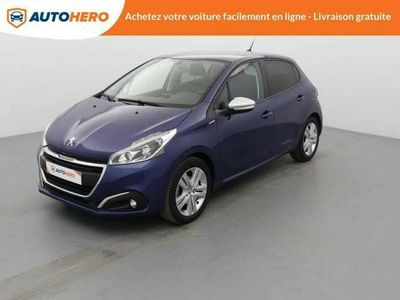 occasion Peugeot 208 1.2 VTi Style 82 ch