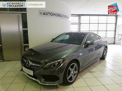 occasion Mercedes C220 Classed 170ch Sportline 9G-Tronic