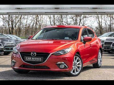 occasion Mazda 3 32.2 D 150 Sports Line BVA Bose Tete Haute Gps
