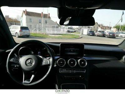 occasion Mercedes GLC350 d 4MATIC Coupé Fascination