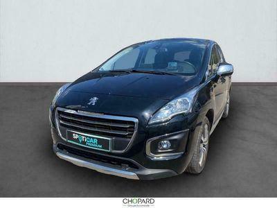 occasion Peugeot 3008 1.6 BlueHDi 120ch Allure S&S