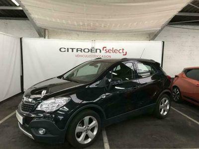 occasion Opel Mokka 1.7 CDTI - 130 ch FAP 4x2 ecoFLEX Start&Stop Editi