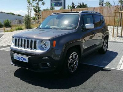 occasion Jeep Renegade Limited - 1.6 MultiJet 120