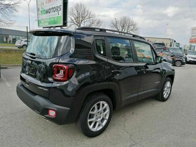 occasion Jeep Renegade 1.0 GSE T3 120 ch BVM6 Limited