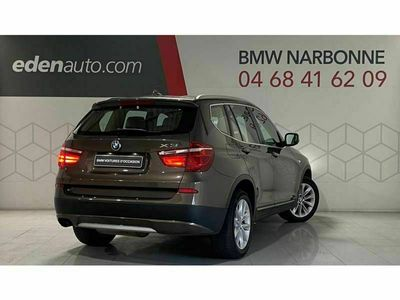 occasion BMW X3 F25 xDrive20d 184ch Luxe Steptronic A