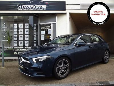 occasion Mercedes A200 CLASSEd AMG Line 8G-DCT (1ère main)