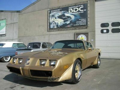 occasion Pontiac Trans Am Trans-am Gold Edition