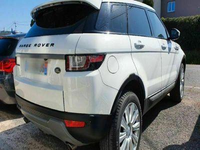 occasion Land Rover Range Rover evoque
