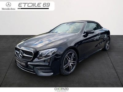occasion Mercedes 220 Classe E cabrioletd 194ch Avantgarde Line 9G-Tronic