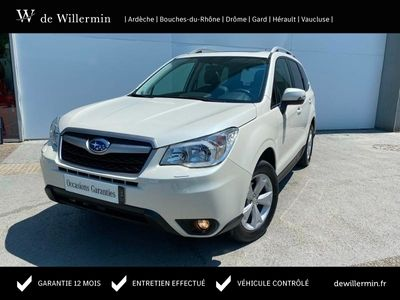 occasion Subaru Forester 2.0i 150 Luxury Lineartronic