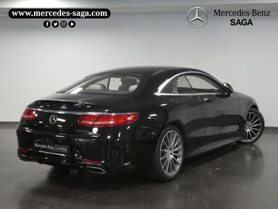 occasion Mercedes 500 CLASSE S Classe S Coupe/CL9G-Tronic