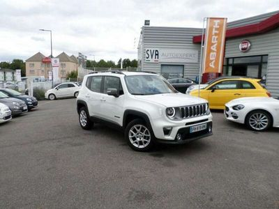 occasion Jeep Renegade MY19 1.0 GSE T3 120 LIMITED