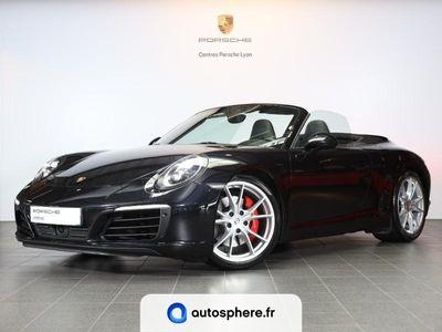 occasion Porsche 911 CABRIOLET 3.0 420ch S PDK