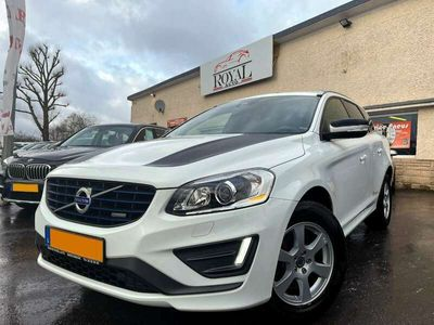 occasion Volvo XC60 2.4 D5 R-DESIGN AWD GEARTRONIC