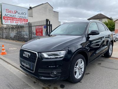 occasion Audi Q3 2.0 Tdi 140ch Ambition Luxe