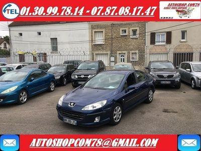 occasion Peugeot 407 1.6 Hdi110 Premium Fap