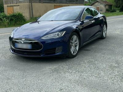 occasion Tesla Model S 85D ELECTRIC 420 85KWH 4WD DUAL-MOTOR BVA