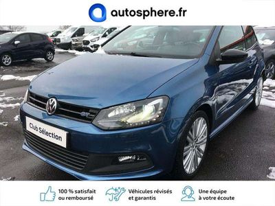 occasion VW Polo 1.4 TSI 150ch ACT BlueMotion Technology BlueGT 3p