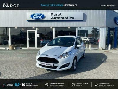 occasion Ford Fiesta 1.0 EcoBoost 100ch Stop&Start Edition 3p