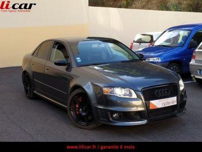 occasion Audi RS4 4.2 V8 Quattro 420 ch