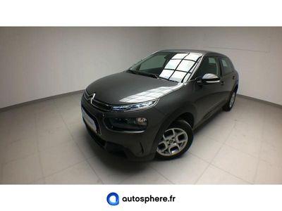occasion Citroën C4 Cactus BlueHDi 100ch S&S Feel E6.d-TEMP