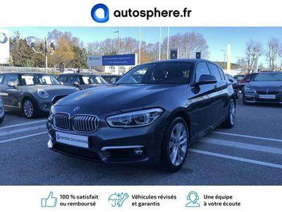 occasion BMW 118 Serie 1 d 150ch UrbanChic 5p