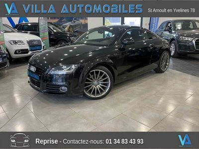 occasion Audi Quattro 2.0 TFSI 211 AMBITION LUXE S TRONIC
