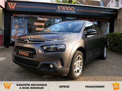 occasion Citroën C4 Cactus Phase 2 1.6 BlueHDi 100 ch FEEL