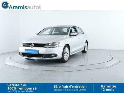 occasion VW Jetta Carat suréquipée 2.0 TDI 140 DSG6