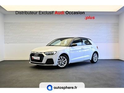 occasion Audi A1 Sportback 30 TFSI 116 ch S tronic 7 Design Luxe