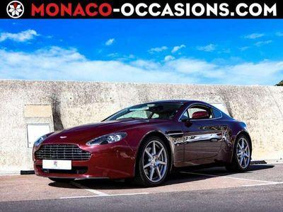 occasion Aston Martin V8 Vantage 4.3 Boite Mécanique