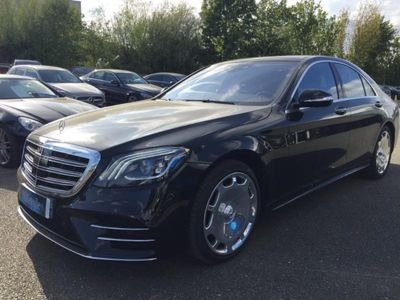 occasion Mercedes S560 Classe469ch Fascination 4matic 9G Tronic Euro6d T