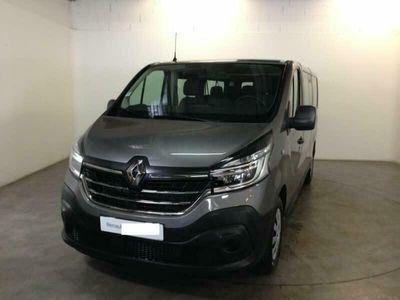 occasion Renault Trafic VP NV Zen L2 Energy dCi 145 S&S - 8 pl 4 portes Diesel Manuelle Gris