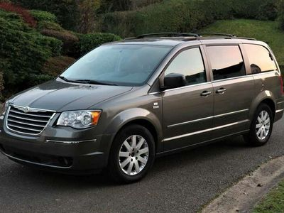 occasion Chrysler Grand Voyager 2.8 Turbo CRD Limited