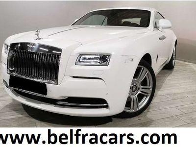 occasion Rolls Royce Wraith (6.6 V12 632ch FULLOPTIONS/1MAIN/GAR12M)