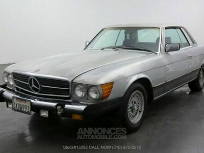 occasion Mercedes 500 SLC 1980