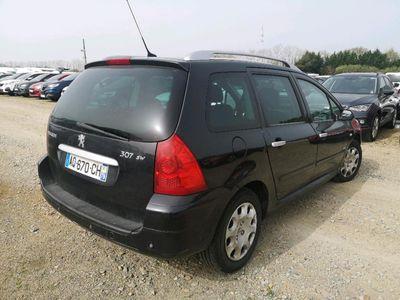 occasion Peugeot 307 2007 - Noir - sw 1.6 hdi 16v - 90rm1