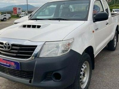 occasion Toyota HiLux 2.5l d4d extra cabine tva recuperable faible kilometrage