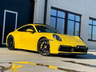 "occasion Porsche 911 4S 3.0 Turbo ""PCCB/PDLS/CAMERA/ADAPTIVE-CRUISE"""