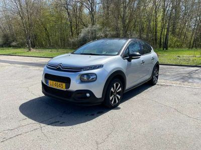 occasion Citroën C3 III 1.6 BLUEHDI Su0026S SHINE Panoram Navi Camera