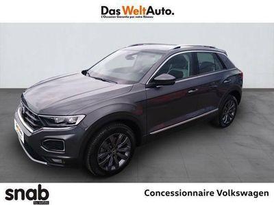 occasion VW T-Roc 2.0 TDI 150 Start/Stop DSG7 Carat Exclusive