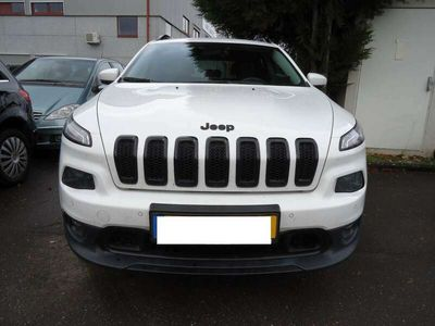 occasion Jeep Cherokee 2.2 MJD 4WD Limited Drive I