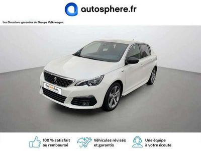 occasion Peugeot 308 PureTech 130ch S&S EAT8 GT Line