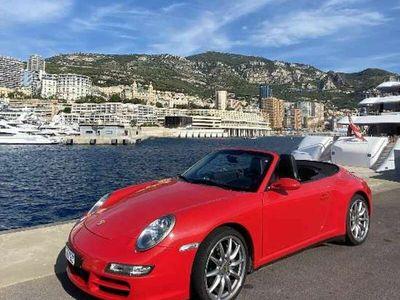 occasion Porsche 911 Carrera 4 Cabriolet 997