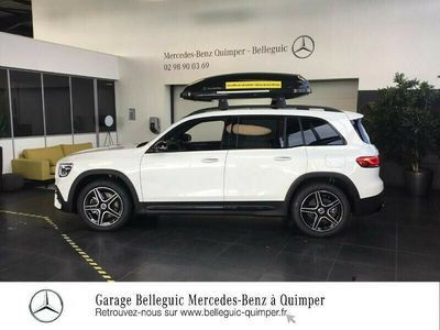 occasion Mercedes GLB250 4MATIC AMG Line Launch Edition