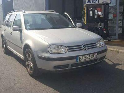 occasion VW Golf IV BREAK 1.6 100CH CLIM