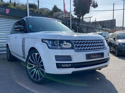 occasion Land Rover Range Rover Mark V LWB V8 5.0L 510ch Supercharged Autobiography A