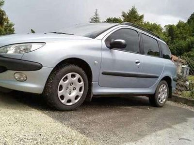occasion Peugeot 206 SW 1.4 HDi X Line Clim